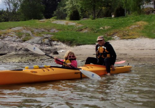 Soft Outdoor Adventures for families
